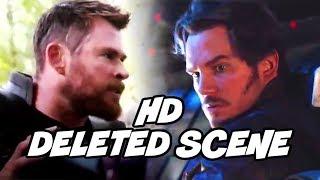 Avengers Infinity War HD Deleted Scene and Breakdown in Hindi