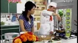 蒜炒珍珠鮑(中)