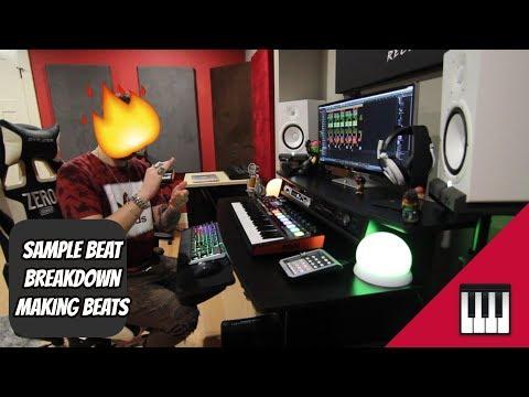 Sample Beat BreakDown | Beat Making Video