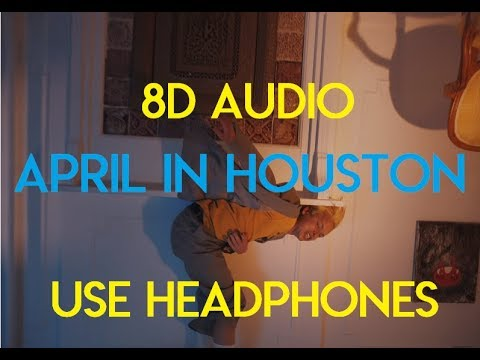 SWMRS: April In Houston (8D Audio)