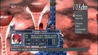 Disgaea 4 A Promise Unforgotten: X-Dimension Guide Chapter 10 Pt.1