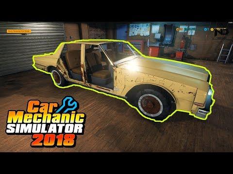 Car Mechanic Simulator #18 - Sửa xe bị tai nạn trên đường cao tốc | ND Gaming