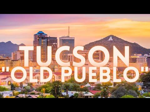 Tucson Arizona Virtual Tour 2020 HD