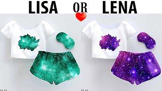 LISA OR LENA 💖 #333
