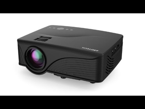 Awesome Multimedia Movie Projector Under $100