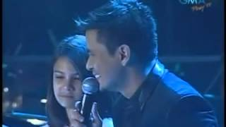 i will be here by ogie alcasid and his daugther