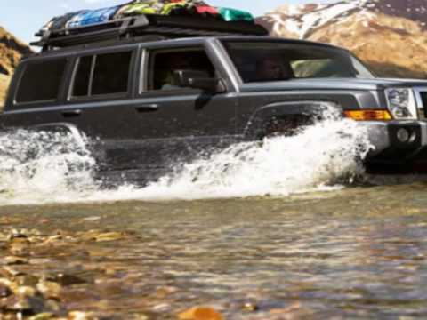 2007 Jeep Commander 4wd 4dr Sport Youtube