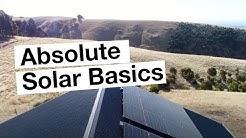 Solar Basics: Introduction From Finn
