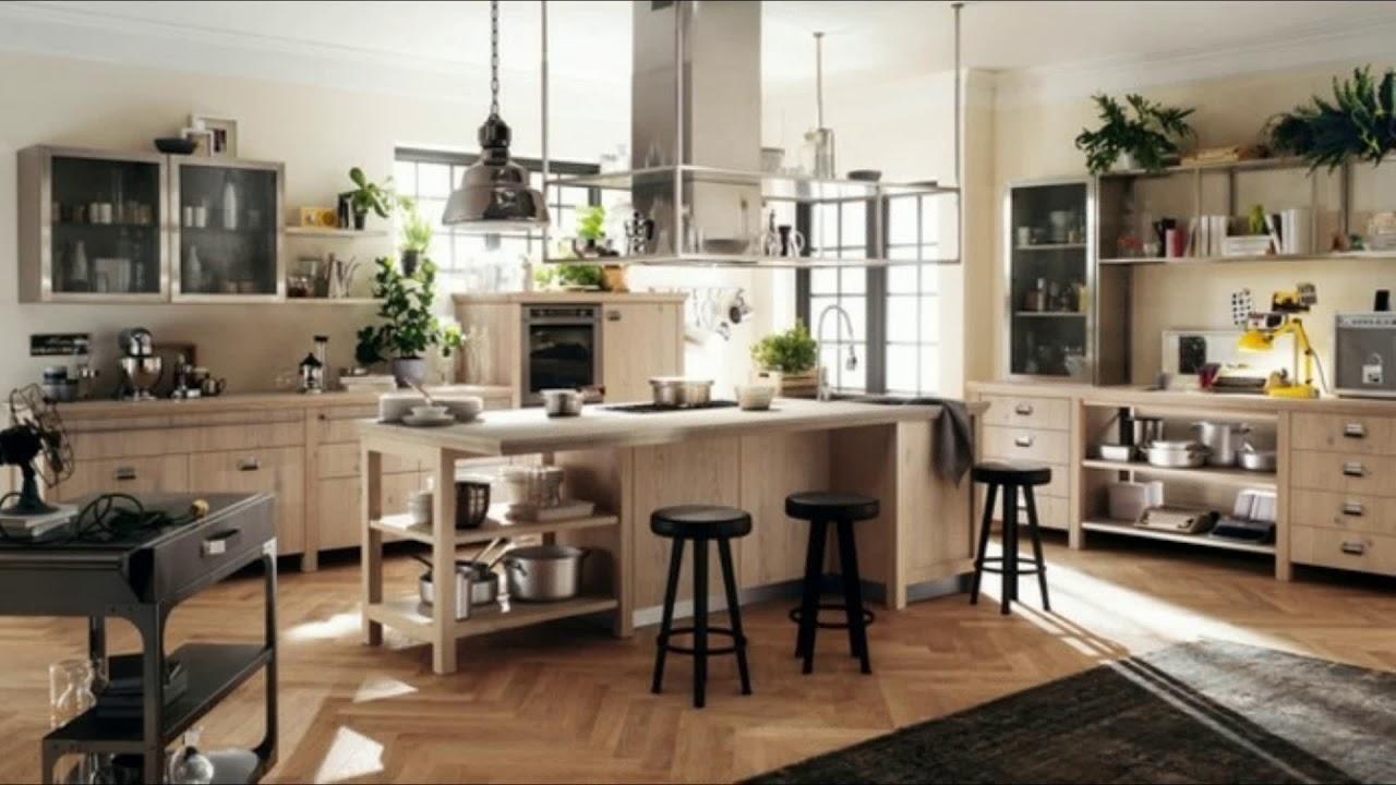 meuble de cuisine industriel