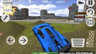 Extreme car driving simulator unlocked all the car