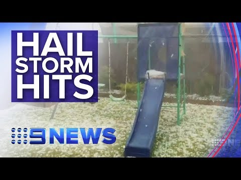 Queensland Coast Hit By Wild Weather   Nine News Australia