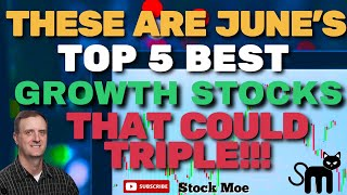 TOP GROWTH STOCKS FOR 2021 - DO YOU HAVE THESE STOCKS???  BEST INVESTMENTS TO BUY NOW JUNE!