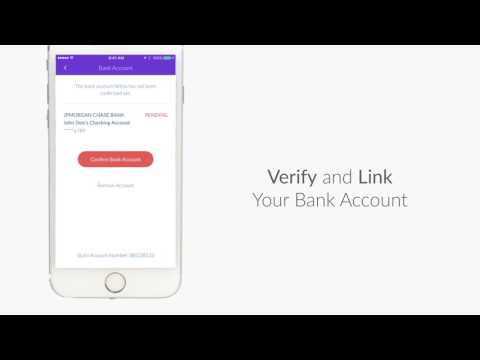How do I link my bank?