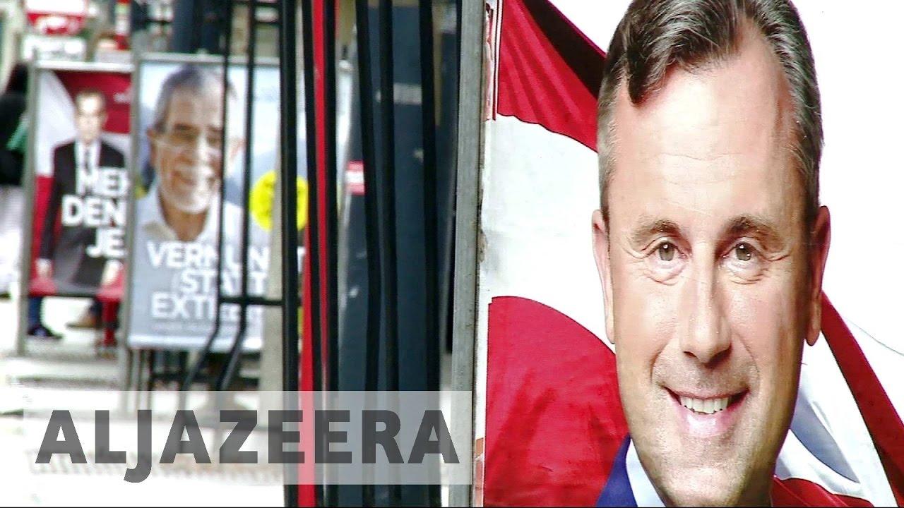 Far-right leader ahead in Austria presidential polls