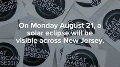 Preparing for a solar eclipse in New Jersey