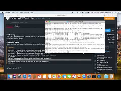 SOLVED]Keyboard-Trackpad proper kext for Mojave   NoobsPlanet