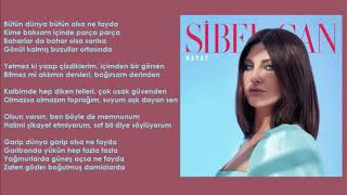 Sibel Can - Bil Diye Söylüyorum (Orijinal Karaoke)
