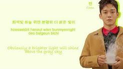 EXO Been Through (지나갈 테니) (Color Coded Hangul/Rom/Eng Lyrics)