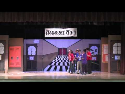 SHE presents Harmony High (May 2014)
