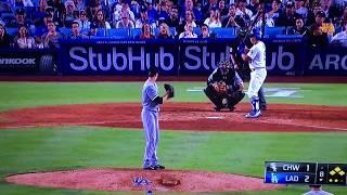 Austin Barnes 2 RBI Single Vs White Sox