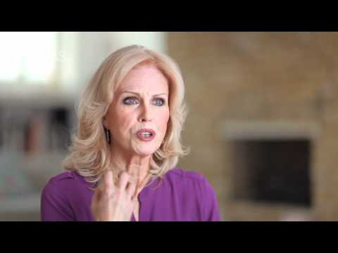 M&S Shwopping - Joanna Lumley Interview - Marks and Spencer 2012
