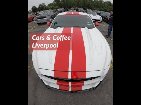 Cars & Coffee Liverpool, NY 2018