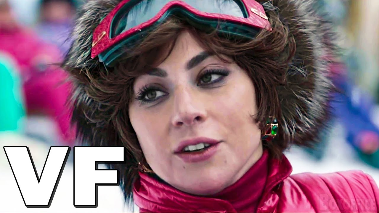 HOUSE OF GUCCI Bande Annonce VF (2021) Lady Gaga, Jared Leto