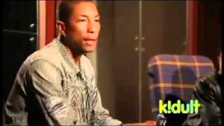 [Must Watch] Pharrell Williams on How To Succeed In Life (Part 1)