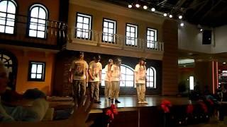 Выступление ТК Галерея Чижова 15.01.11.MOV
