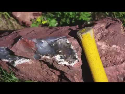 Red Ochre and Clovis - Wyoming's Cultural Geology Guide