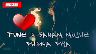 Mere Mehboob Qayamat Hogi Whatsapp status video - Yo Yo Honey Singh lyrical whatsapp staus