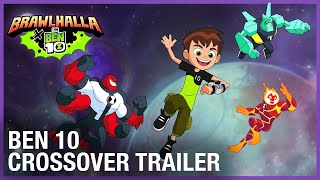 Brawlhalla: Ben 10 Crossover Reveal Trailer | Ubisoft [NA]