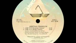 Aretha Franklin - Jump To It (extended version)