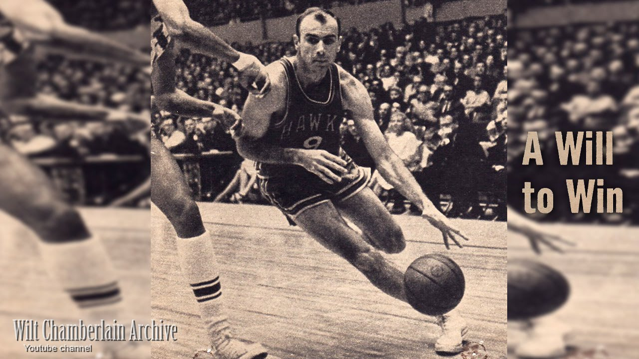Bob Pettit A Will To Win