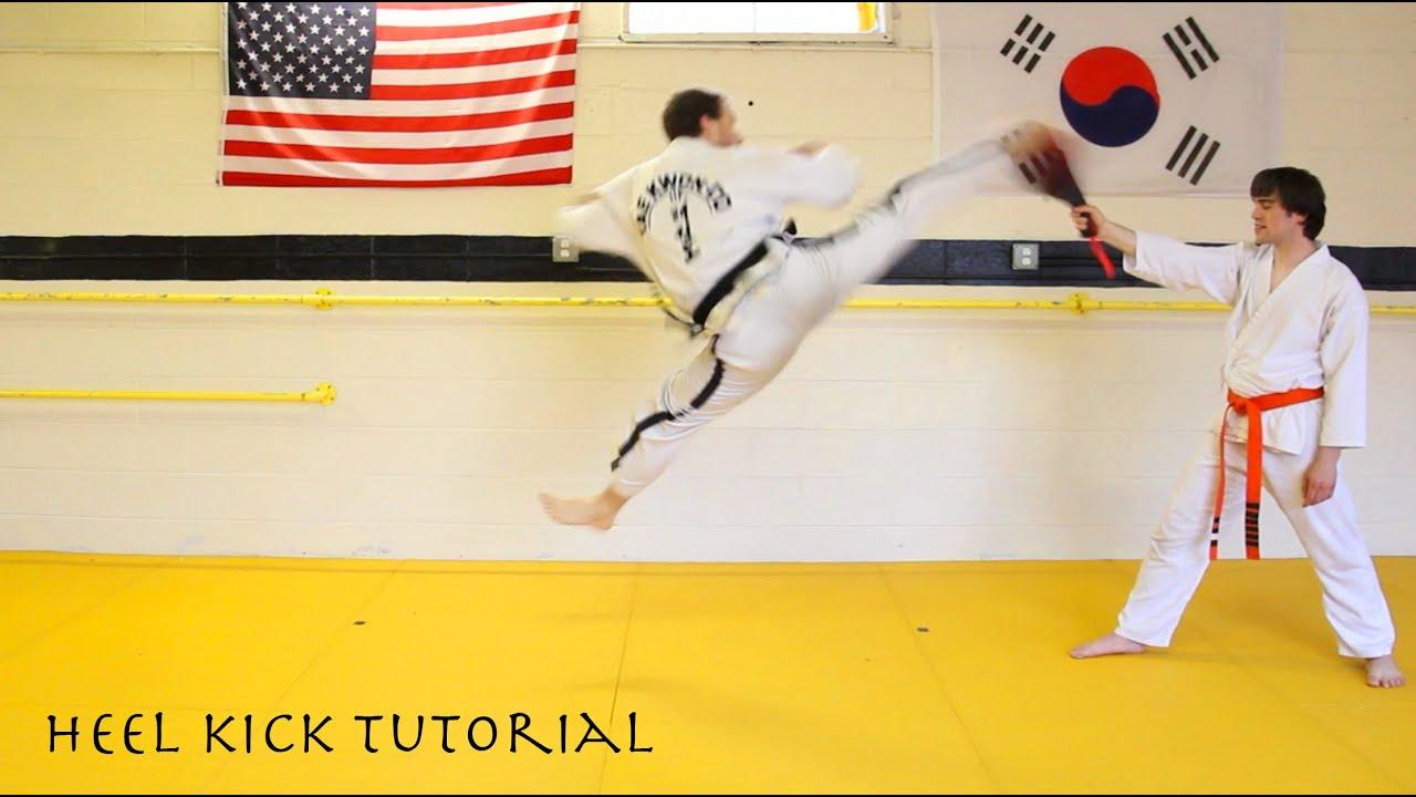 Heel Kick - Black Belt Wiki