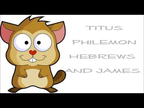 The Bible Song for Memory by Charlie Chipmunk - Vintage Christian Kids Children's Music
