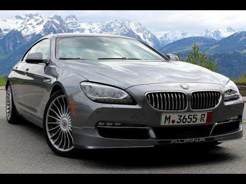 2018 BMW ALPINA B6 Gran Coupe - TEST DRIVE - PERFORMANCE ...