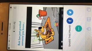 ownage pranks app friend recognises buk lau