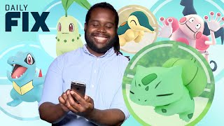 Pokemon Go's New AR+ Mode Could Get Weird - IGN Daily Fix