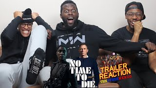 No Time To Die Reaction