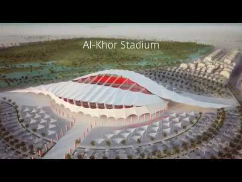 Qatar 2022's First Five Stadiums! Qatar 2022 FIFA World Cup