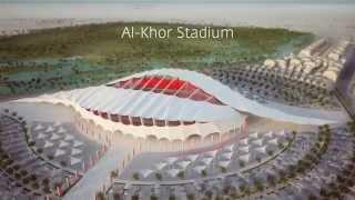 Qatar 2022's First Five Stadiums! Qatar 2022 FIFA World Cup