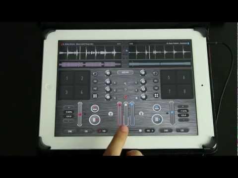 The best iPad DJ app yet - Future DJ