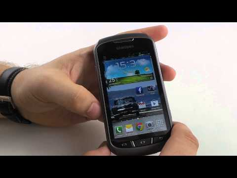 Samsung Galaxy Xcover 2 - pierwsze wrażenia - KomórkomaniaTV