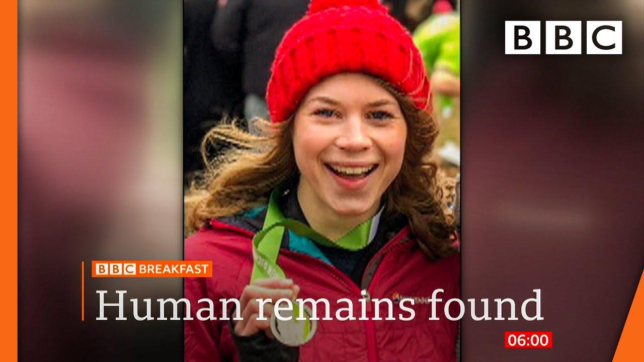Sarah Everard: Human remains found in Kent woodland