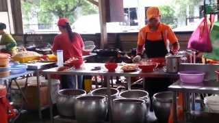 Chinese Food : Freshly Made Puchong Yong Tau Fu @ Batu 14, Kampung Baru Puchong, Puchong