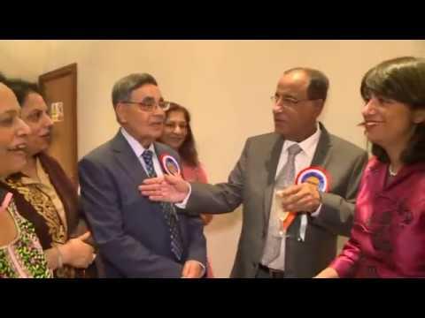 The Punjabi Society of The British Isles 2016 Zee TV Coverage