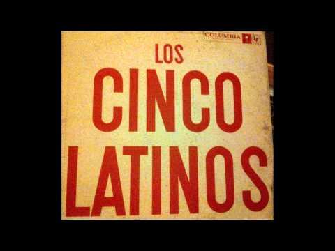 Los Cinco Latinos - Como Antes - GREAT 1959 Doo Wop / Group Ballad