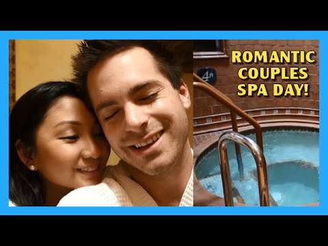 Most Romantic Couples Spa Day! - YouTube