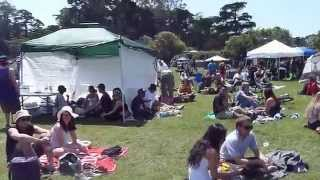 420 Day at Hippie Hill (2014) in San Francisco